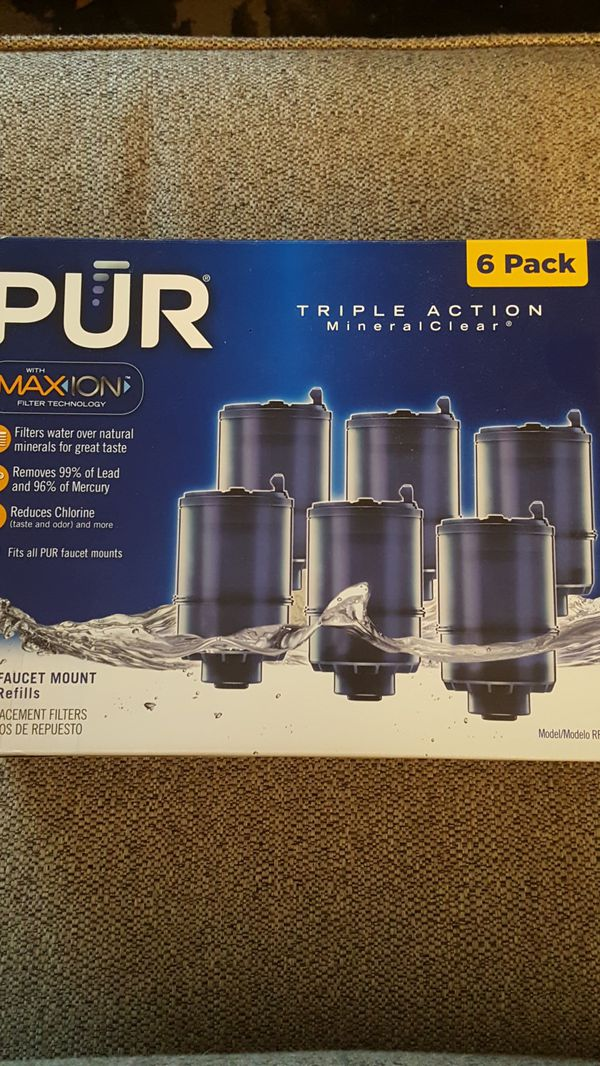 Brand New Water filters