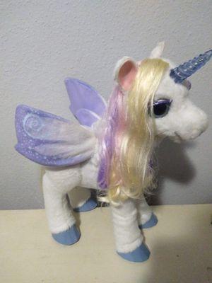 FurReal friends unicornio tiene sonidos y movimientos for Sale in Houston, TX