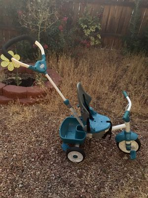 Little tike 2 in 1 tricycle for Sale in Albuquerque, NM
