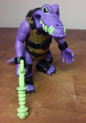 Bucky O Al Negator Vintage Action Figure 90s toy alligator alien for Sale in Marietta, GA