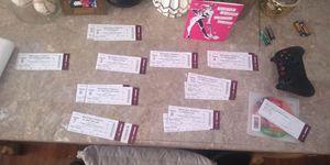 Redskins season tickets for Sale in Norfolk, VA