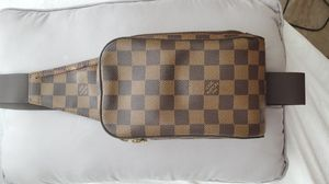 Authentic Louis Vuitton Geronimos mukti use bag for Sale in Gulf Breeze, FL