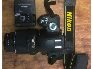Nikon D60 DSLR Camera for Sale in Boston, MA