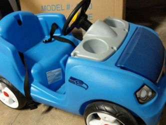 Step 2 Blue Car Whisper Cruiser for Sale in Bellevue,  WA