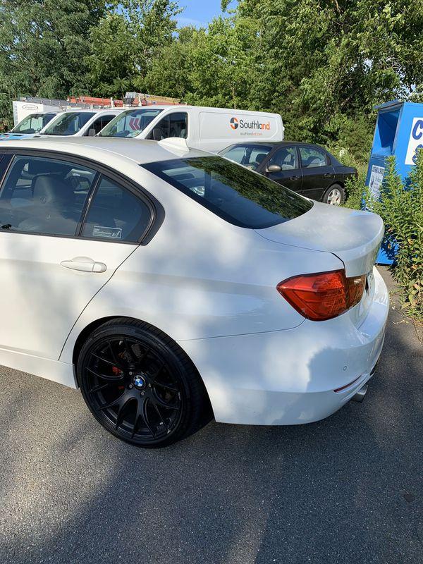 2013 BMW 335i Sport 6 Speed Manual