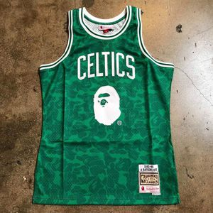 Bape x Mitchell and Ness Celtics Jersey (M) NEW for Sale in Boston, MA