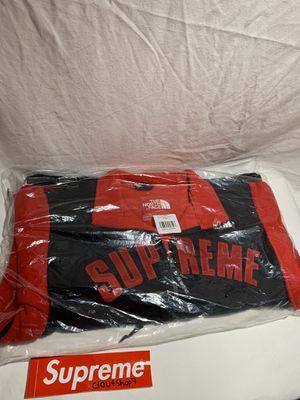 Supreme the north face red Denali fleece size L for Sale in Hatfield, PA