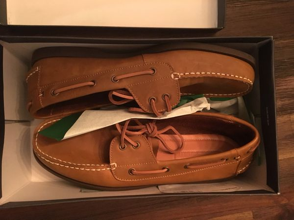 Like brand new Tommy Hilfiger boat shoes