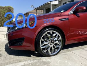"""20"""""""" lexani rims for Sale in Los Angeles, CA"""