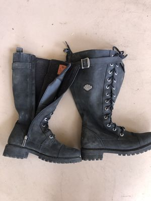 Women's Harley Davidson Boots for Sale in Young, AZ