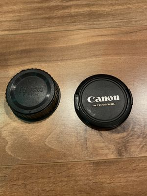 Nikon + Cannon camera lenses for Sale in Los Angeles, CA
