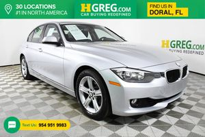 2015 BMW 3 Series for Sale in Doral, FL