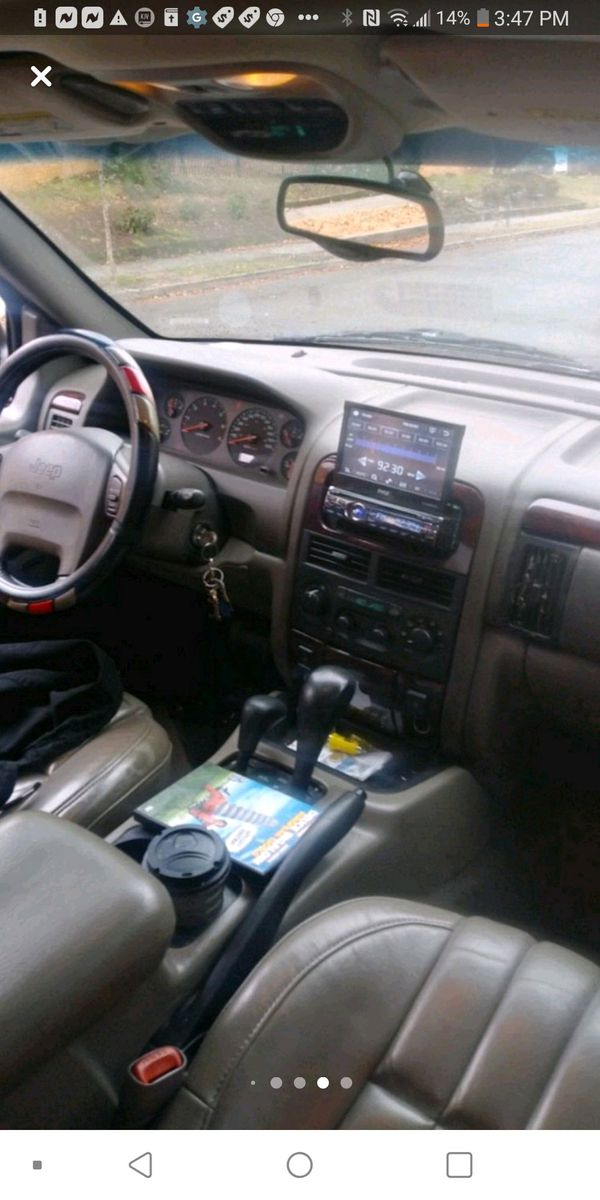 2000 Jeep Grand Cherokee Limited 4WD V6