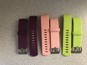 Fitbit charge 2 changeable bands for Sale in West Covina, CA