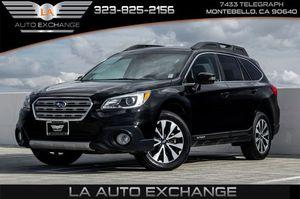 2017 Subaru Outback for Sale in Montebello, CA