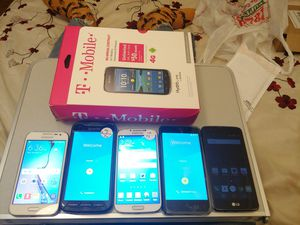 T-Mobile phones $70 each for Sale in Las Vegas, NV