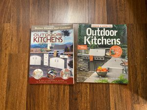Books Outdoor kitchen for Sale in Los Angeles, CA