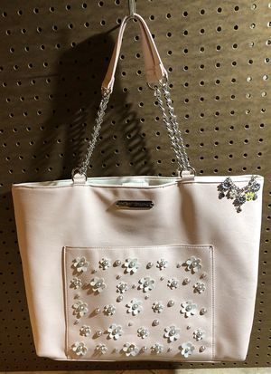 Betsey Johnson Buff Tote for Sale in Phillips Ranch, CA