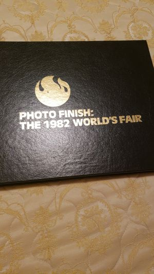 1982 world's fair picture book for Sale in Knoxville, TN
