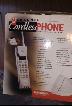 Cordless phone for Sale in Van Buren, AR