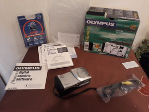 OLYMPUS DIGITAL CAMERA D-360L for Sale in Warren, MI