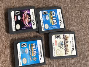 Nintendo days games for Sale in Natrona Heights, PA