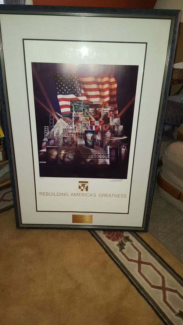 Americas greatness frame