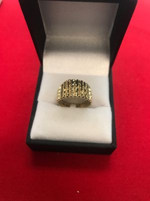 10k gold nugget style ring 2910-141050210E-01 for Sale in Phoenix, AZ