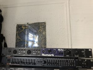 All equipment Amplifier pre amp cd recorder dj CD player for Sale in New York, NY