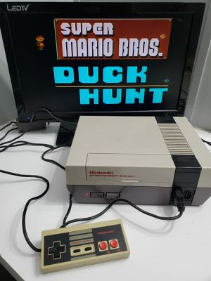 Nintendo (Classic) (All Cords , 1 Controller) (Tested 100%) for Sale in Houston, TX