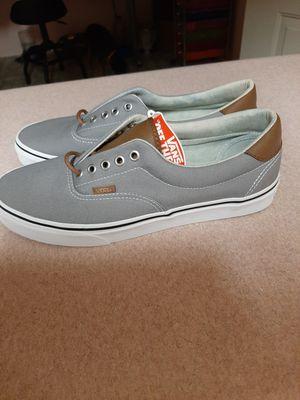 Van's men's size 10 shoes for Sale in Apache Junction, AZ