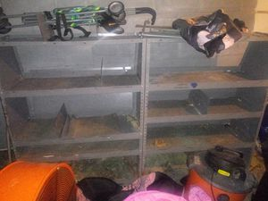 Work van shelving for Sale in Cleveland, OH