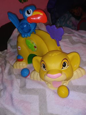 Fisher-Price Lion king Simba toy. for Sale for sale  Bronx, NY