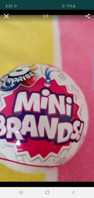 Mini Brands for Sale in Covina, CA
