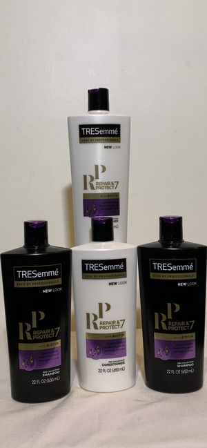 Tresemme. •••• 4 for $10 for Sale in Hawthorne, CA