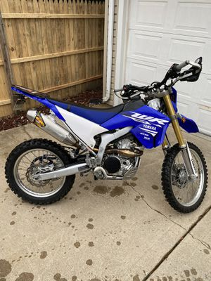 ***2018 WR250R. ONLY 1500 miles. Clear title. for Sale in Bolingbrook, IL