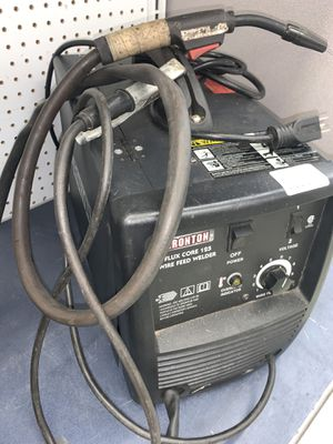 IRONTON 125 FLUX-CORED WELDER for Sale in Fort Worth, TX