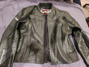 Motorcycle jacket with armor for Sale in Wheaton, IL