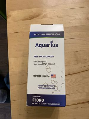 Samsung Refrigerator Filter Replaces model DA29-00003B for Sale in MD, US