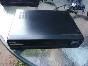 Sharp VCR for Sale in Washington, DC