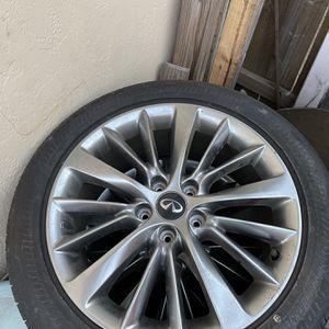 Infiniti Q50 Wheels for Sale in Hialeah, FL
