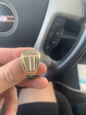 18K gold ring for Sale in Fresno, CA