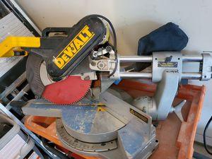 Dewalt 12in' Miter Saw for Sale in Newark, NJ
