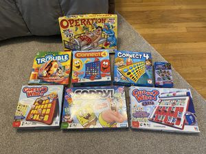 Kids board games for Sale in Willowbrook, IL