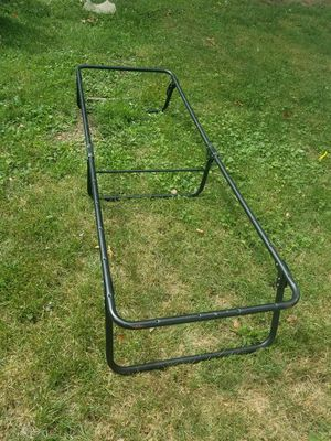Fold-up steel frame for cot or table for Sale in Harrisburg, PA