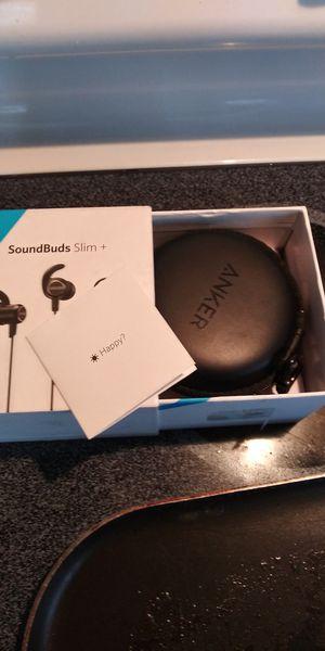 Anker Bluetooth headphones for Sale in Ontario, CA
