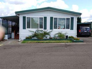 2 bedroom 2 bath Mobile Home for Sale in Hazel Del Estates 55+ Mobile Home Park Vancouver, WA for Sale in Vancouver, WA