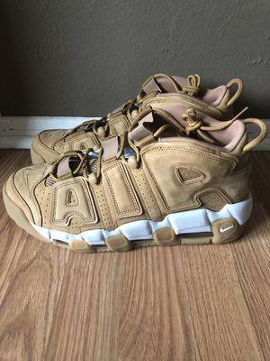 9d38659bf9e Nike Air More Uptempo  96 PRM men s basketball shoes size 11.5 for Sale in  Phoenix