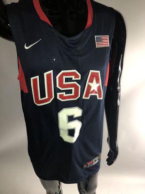 Lebron Olympic jersey Sz large for Sale in Atlanta, GA