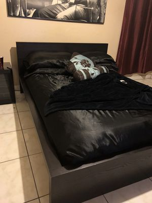 Full Bed (Frame and Mattress) for Sale in Hialeah, FL